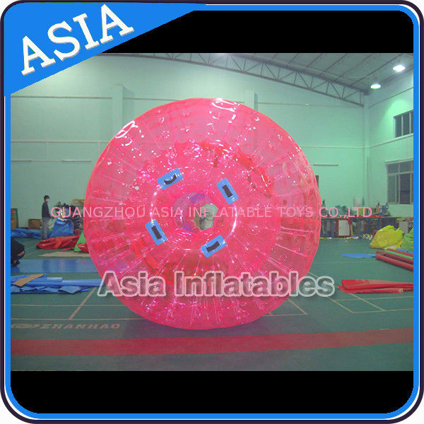 0.8mm Colourful PVC Giant Inflatable Zorb Grassplot Ball for Entertainment সরবরাহকারী