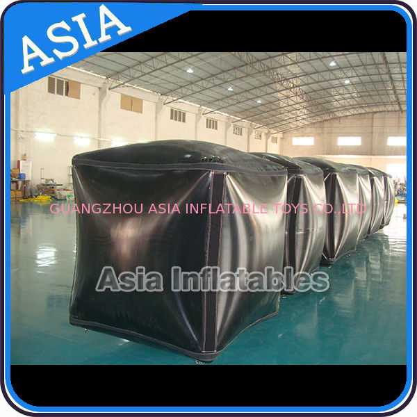 Comfortable Advertising inflatable swim buoy cylinder সরবরাহকারী