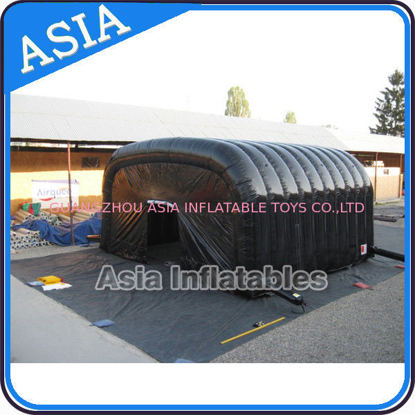 Large Inflatable Tent Shelter, Inflatable Tent Structure, Tunnel Tent For Rental সরবরাহকারী